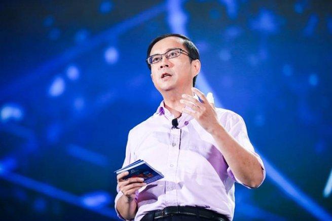 Дэниел Чжан об инновациях в Alibaba Group