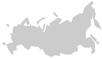 Map of RussiaJob РаботавРоссии.РФ